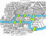 El problema de los puentes de Königsberg