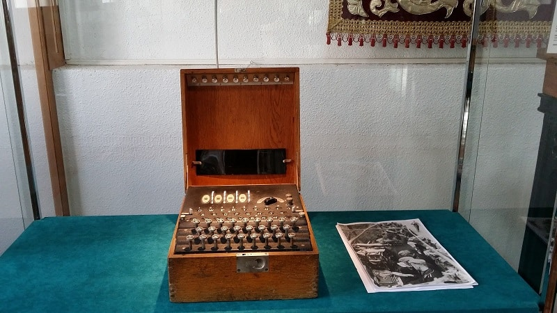Enigma española