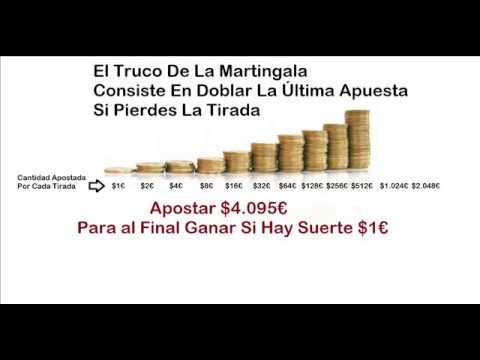 Martingala pierde