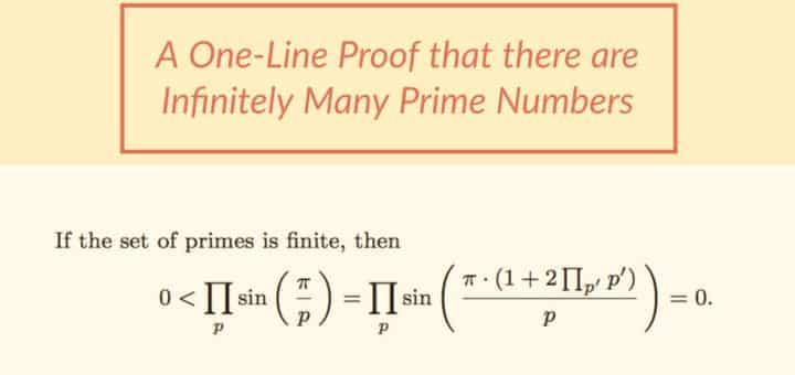 Infinitos números primos