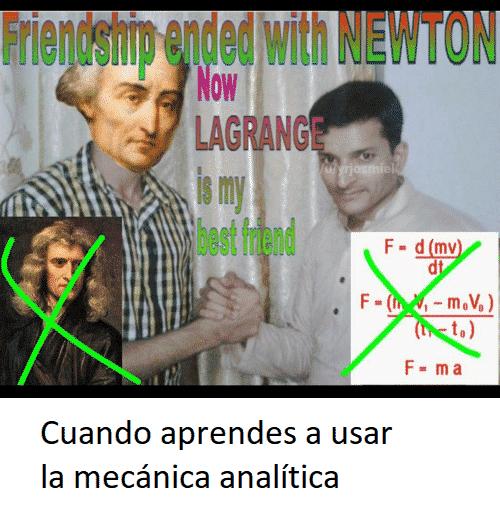 Mecánica analítica