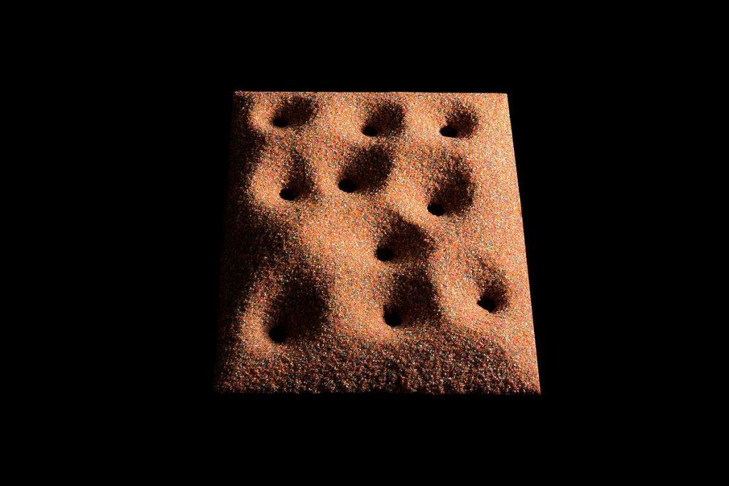 Ángulo de rozamiento interno: Trampas de arena y avalanchas 10
