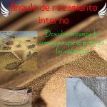 Ángulo de rozamiento interno: Trampas de arena y avalanchas