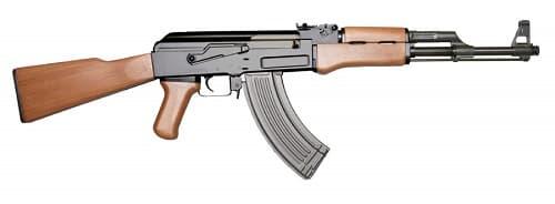 AK-47 de perfil
