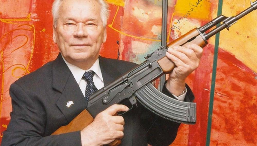 Mijail Kalashnikov