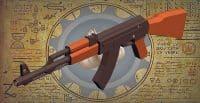 Avtomat Kalashnikova modelo 1947 [AK-47]: El arma perfecta