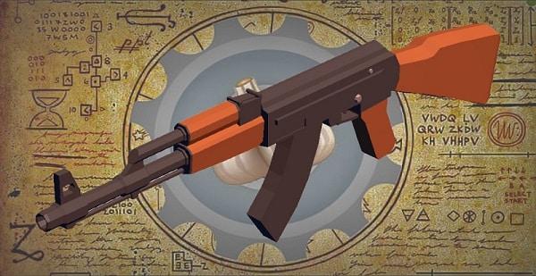 Portada de AK-47