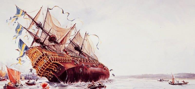 Vasa hundido