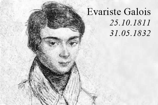 Foto de Évariste Galois